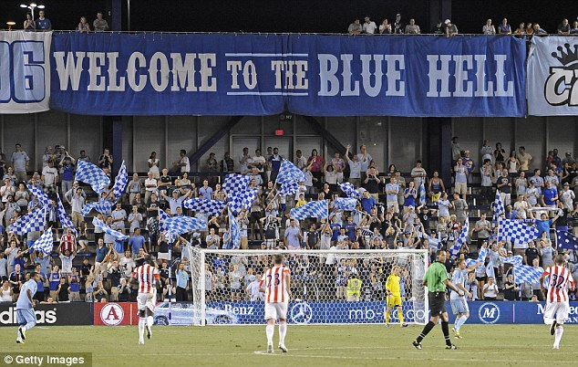 Sporting Kansas City: The Glory of Mid-WesternHell