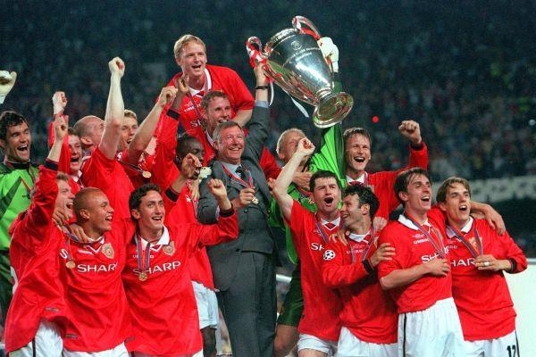 Champions League Final 1999