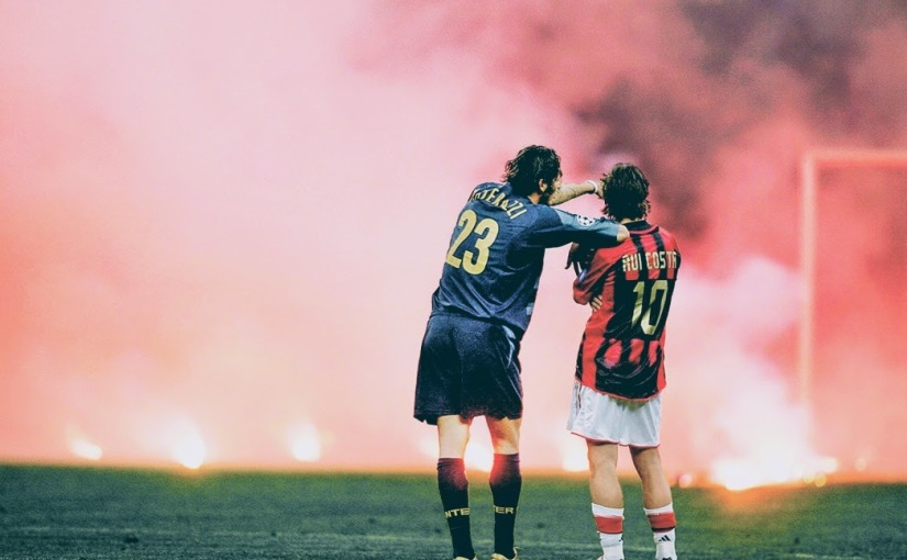 Flaring Up: AC Milan vs Inter, 2003