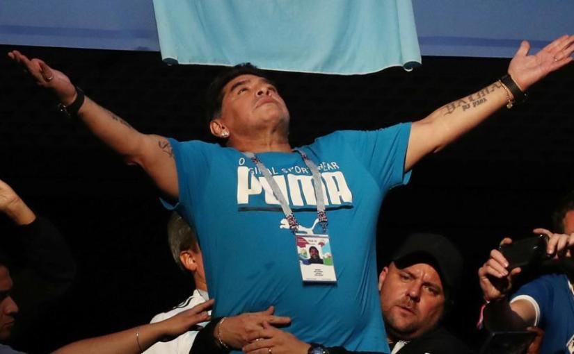 #11: The Madness And Mysticism Of DiegoMaradona
