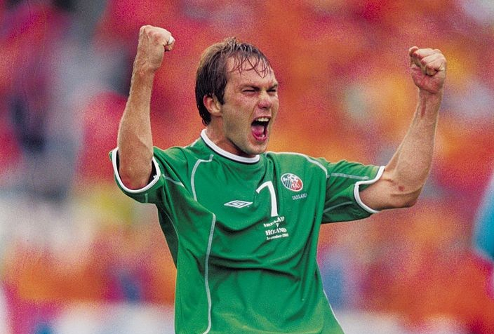 #16: The Day Ireland Crushed The Netherlands' World Cup Dreams