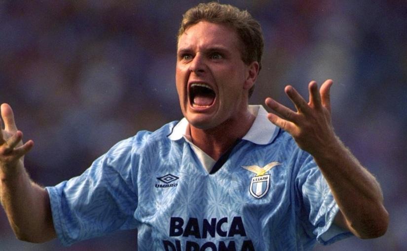#19: Paul Gascoigne's Adventure at Lazio, with DanielStorey